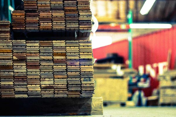 Viridian Reclaimed Wood Warehouse